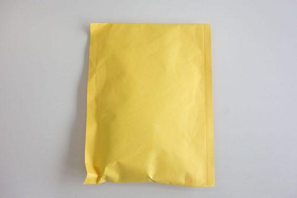吉印堂のメール便梱包状態