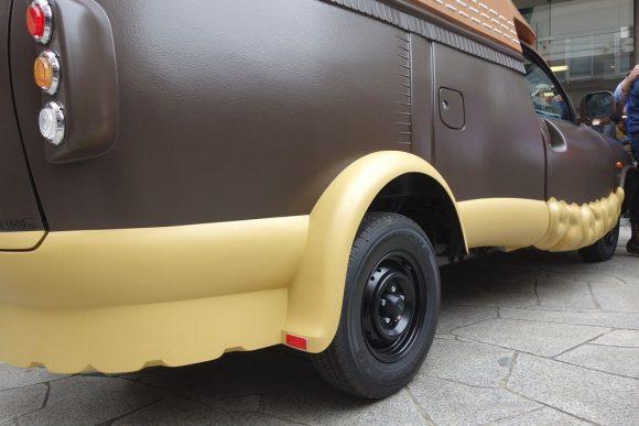 L.L.Beanのビーンブーツの車「ブーツモービル」 (9)