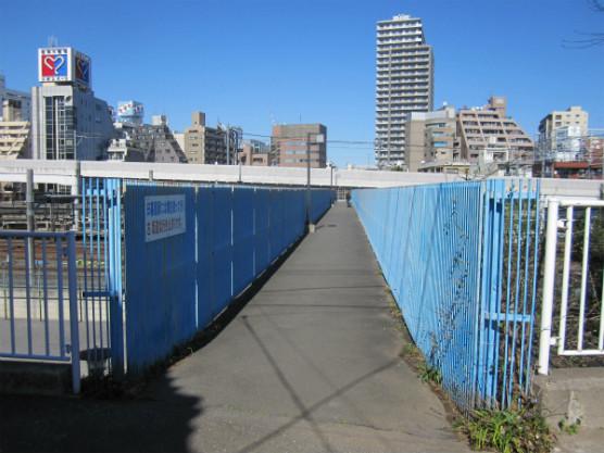 芋坂跨線橋 (1)