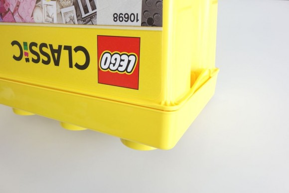 レゴ クラシック 黄色のアイデアボックス プラス 10696のボックス詳細 (2)