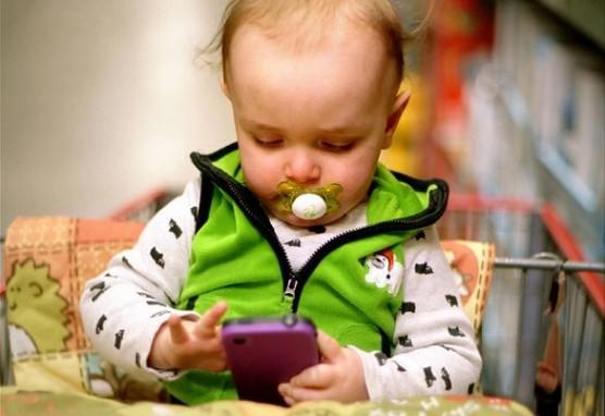 スマートフォンで電子書籍を読む