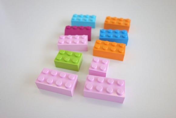 レゴ クラシック 黄色のアイデアボックス プラス 10696の中身 (14)