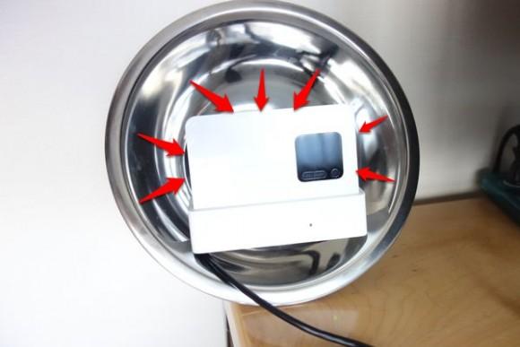 wimax2のルーターにパラボラアンテナを取り付けた効果 (4)