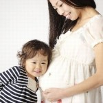 妊婦さんの写真