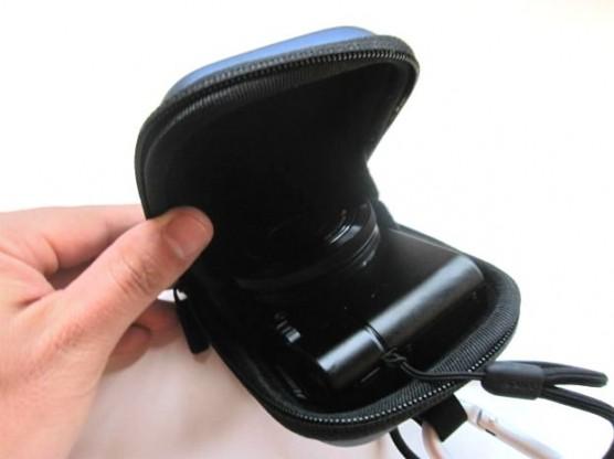 ハクバのセミハードカメラポーチ SPG-SHCPM (3)