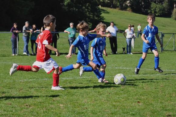 子どもの習い事「サッカー」