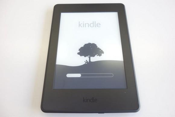 キンドル電子書籍リーダー「Kindle Paperwhite」使用レビュー(口コミ) (1)