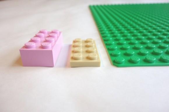 レゴブロックの基礎板は必要か?レビュー (3)