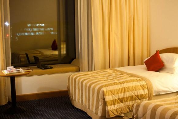 ビジネスホテルの空室を探す方法
