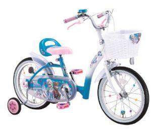 トイザらス限定 子ども用自転車 アナと雪の女王