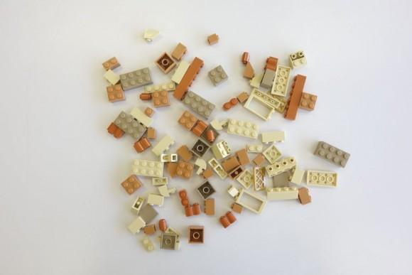 レゴ クラシック 黄色のアイデアボックス プラス 10696の中身 (7)