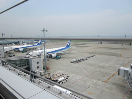 羽田空港国内線第2ターミナル (11)