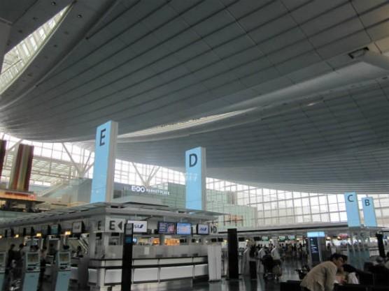 羽田空港国際線ターミナル (8)