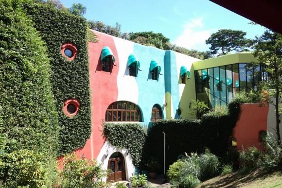 子供連れで行く三鷹の森ジブリ美術館 (3)