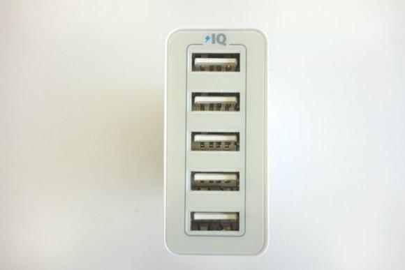 Anker 40W 5ポート USB急速充電器の評判 (6)
