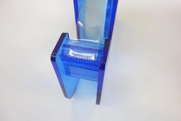 子供でも切りやすいコクヨ テープカッター カルカット 白 T-SM100のレビュー (7)