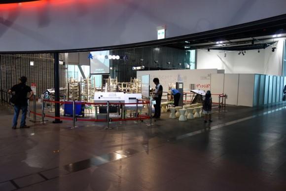 日本科学未来館_展示と混雑状況 (6)