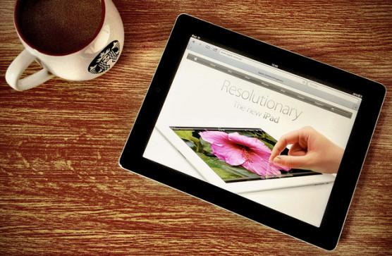 電子書籍をタブレットで読む (3)