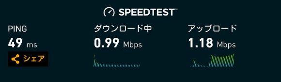 WiMAXの2017年2月からの規制速度