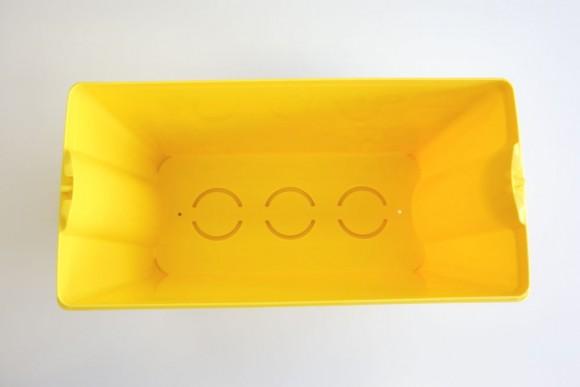 レゴ クラシック 黄色のアイデアボックス プラス 10696のボックス詳細 (1)