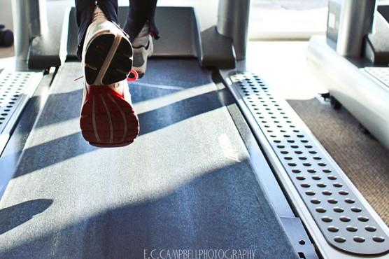 正しい歩き方を習得