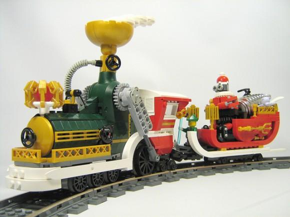 クリスマスプレゼントのおもちゃ