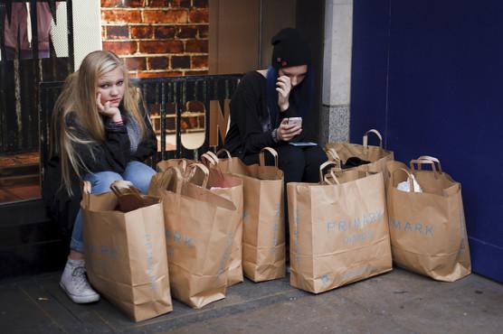 消費増税前のショッピング (1)