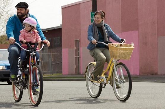 子供乗せ自転車は何歳からか? (1)