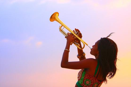 チェッコリはガーナ民謡