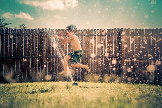 子供の日焼け防止 (3)