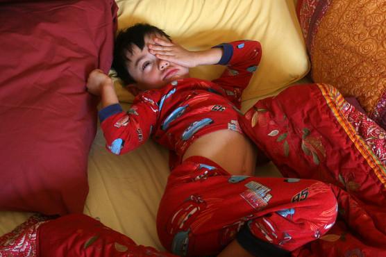 子供が夜すぐに寝る方法 (3)