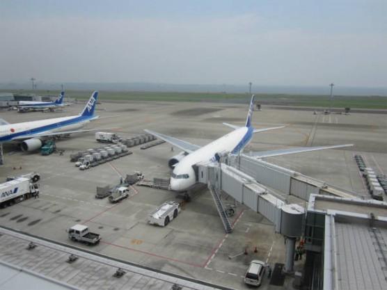 羽田空港国内線第2ターミナル (13)