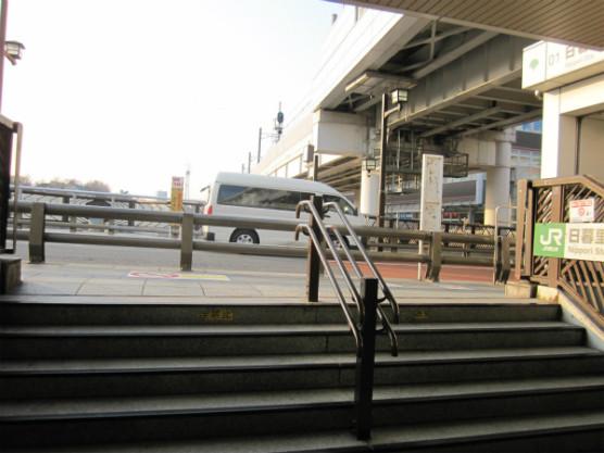 下御隠殿橋への行き方 (1)