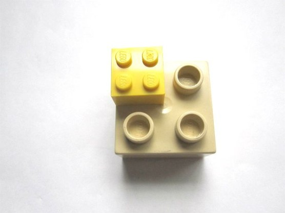 普通のレゴとデュプロの組みあわせ (5)