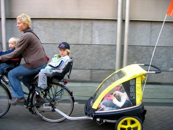子供乗せ自転車は何歳からか? (2)