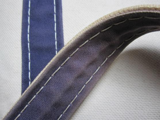 l.l.beanのトートバッグの色褪せ写真1