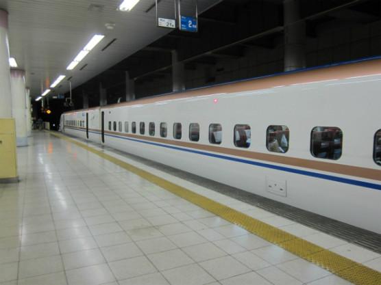 E7系北陸新幹線乗車レビュー (8)