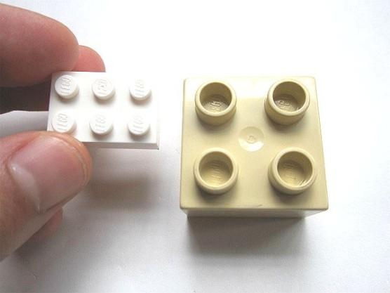 普通のレゴとデュプロの組みあわせ (11)