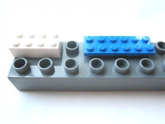 デュプロとサイズが合わないブロック