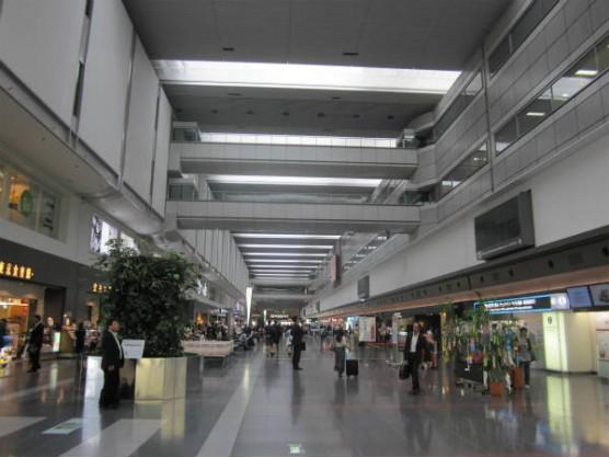 羽田空港国内線第1ターミナル (1)