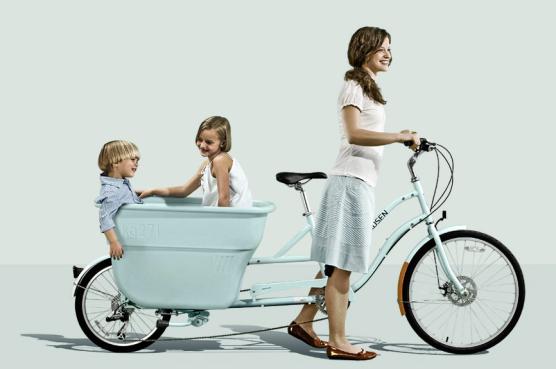 いよいよ子供乗せ自転車を買う ...