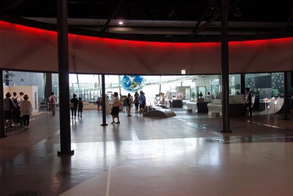 日本科学未来館_展示と混雑状況 (7)