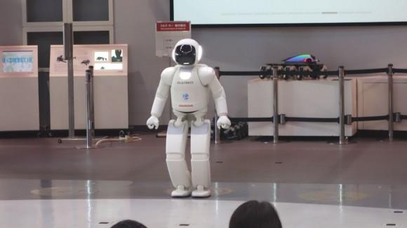 日本科学未来館_ASIMOアシモ (1)