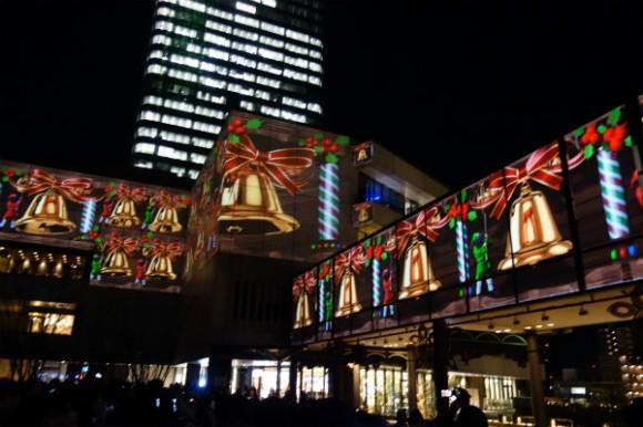 東京スカイツリー_プロジェクションマッピング2014 (6)