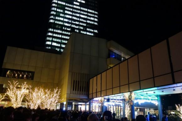 東京スカイツリー_プロジェクションマッピング2014 (5)