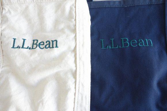 L.L.Bean_グローサリートート_紺_ネイビー (3)