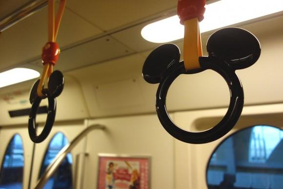 東京ディズニーリゾートラインに乗ったほうがいいのか (2)