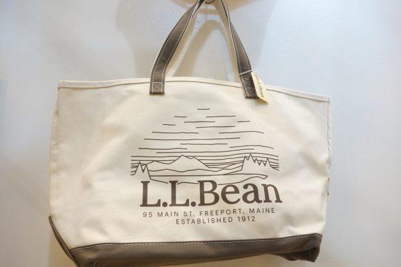 L.L.Bean_グラフィック・ボート・アンド・トート_ラージ_2019年秋冬
