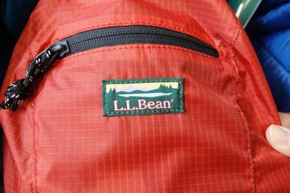 L.L.Bean_エルエルビーンのロゴの縦幅が狭くなった? (1)