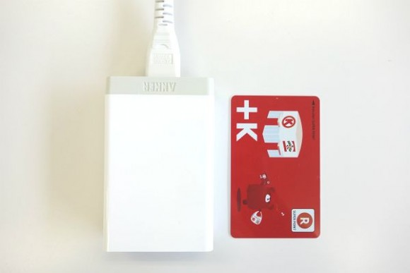 Anker 40W 5ポート USB急速充電器の評判 (10)